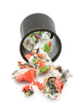 Trash Royalty Free Stock Photos