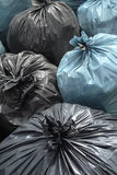Trash Bag Stock Photography
