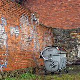 The trash barbage Royalty Free Stock Photography