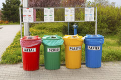 Free Trash Bin Stock Photo - 76747860
