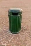 Trash bin Royalty Free Stock Photo