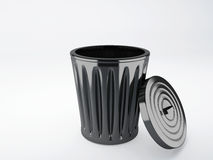 Trash bin Stock Images
