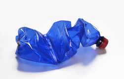 Trash bottle Stock Photo