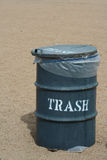 Trash Can Royalty Free Stock Photos