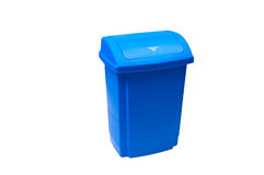 Trash can isolated Stock Photos