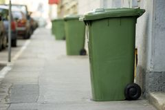 Free Trash Cans Stock Photos - 1301963