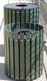 Trash Cans Royalty Free Stock Photo