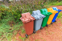 The trash Stock Photography