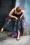 Trash the Dress Stock Photography