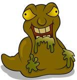 Trash Monster Stock Photo