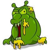 Trash Monster Royalty Free Stock Image
