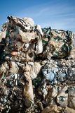 Trash pile Royalty Free Stock Images