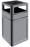 Trash for public places Royalty Free Stock Photography