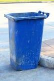 Ο trashcan Στοκ φωτογραφίες με δικαίωμα ελεύθερης χρήσης
