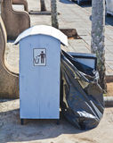 Trashcan Stock Photo