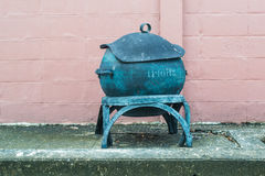 Trashcan Royalty Free Stock Photos