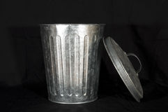 Trashcan Royalty Free Stock Photography