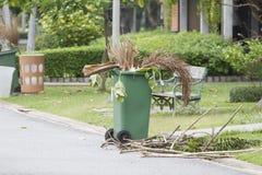trashcan Royalty Free Stock Photo