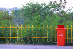 Trashcan Stock Images