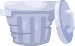 Trashcan vector Stock Photos