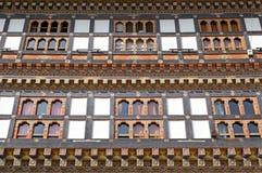 Trashi Chhoe Dzong, Thimphu, Bhutan Royalty Free Stock Photo