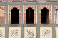Trashi Chhoe Dzong, Thimphu, Bhutan Royalty Free Stock Photography