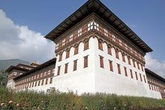 Trashi Chhoe Dzong, Thimphu, Bhutan Stock Images