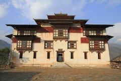 The Trashigang Dzong Royalty Free Stock Photos