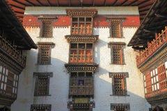 The Trashigang Dzong Royalty Free Stock Photo