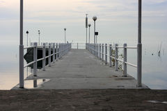 Trasimeno Lake Royalty Free Stock Photo