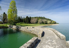 Trasimeno-lake Royalty Free Stock Photos