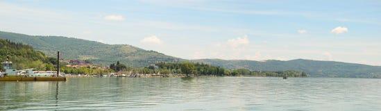 Trasimeno Lake Stock Photography