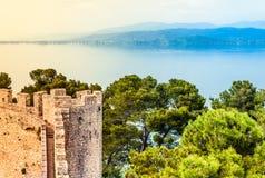 Trasimeno Lake, Umbria, Italy. Stock Image