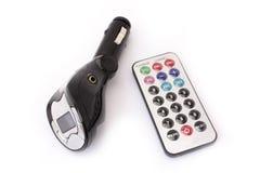 Trasmettitore 1 del MP3 Fm Fotografia Stock Libera da Diritti