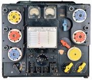 Trasmettitore degli aerei Ww2 Fotografie Stock