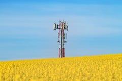 Trasmettitore di GSM fotografia stock libera da diritti