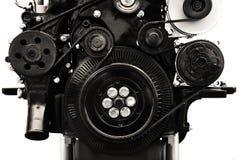 Trasmissione del motore diesel Fotografie Stock Libere da Diritti