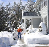 Traspaleo de nieve