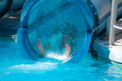 Trasparenza di acqua fotografia stock libera da diritti