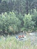Trasportare del fiume Immagine Stock Libera da Diritti
