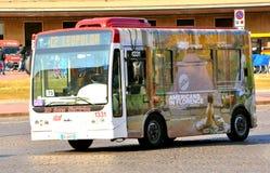 Trasportation public en Italie photographie stock