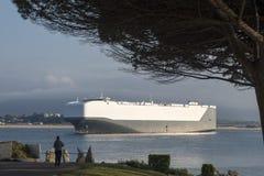 Trasportatore della barca Fotografia Stock