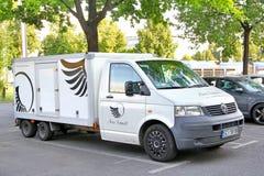 Trasportatore di Volkswagen Fotografia Stock Libera da Diritti