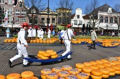 Trasportatori del formaggio Fotografia Stock Libera da Diritti