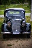 Trasporte antique au moteur Photographie stock libre de droits