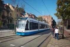 Trasporto a Amsterdam Immagini Stock Libere da Diritti