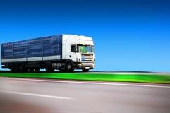 Trasporto del carico Immagine Stock