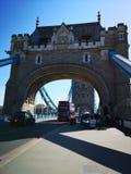 Trasporto del ponte della torre di Londra fotografia stock