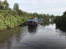 Trasporto dell'acqua immagini stock