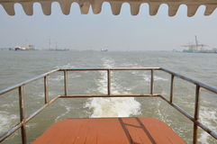Trasporto della barca Immagini Stock Libere da Diritti